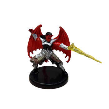D&D Waterdeep Dragon Heist #017 Cambion Devil (U)