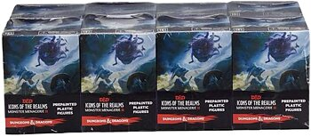 Dungeons & Dragons - Monster Menagerie 2 Booster Brick (8)