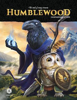 Humblewood RPG: Campaign Book
