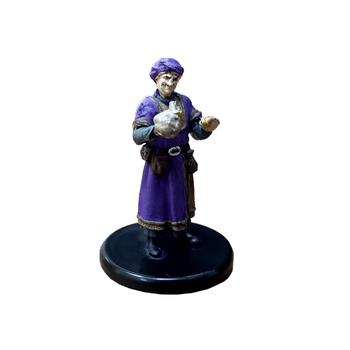 D&D Waterdeep Dragon Heist #006b Merchant (Pouch of Gold) (C)