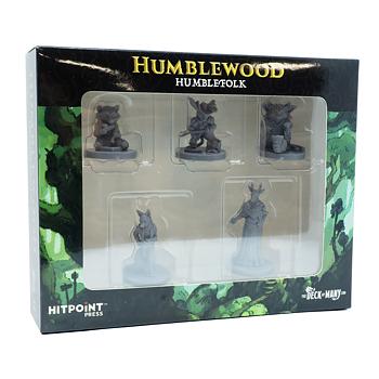 Humblewood RPG: Humblefolk