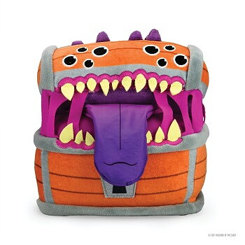 Dungeons & Dragons: Mimic Phunny Plush
