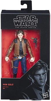 Han Solo Star Wars Black Series Actionfigur