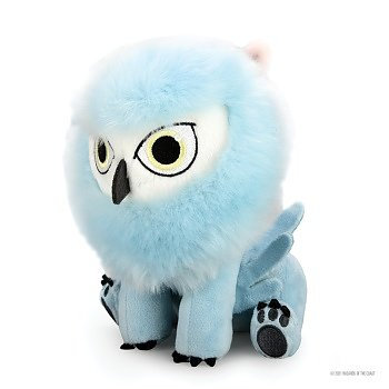 Dungeons & Dragons: Snowy Owlbear Phunny Plush