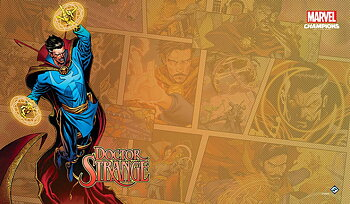 Marvel Champions: Doctor Strange Game Mat