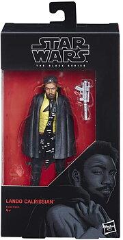 Lando Calrissian Black Series Actionfigur