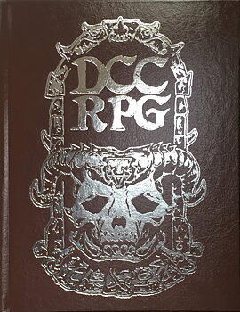 Dungeon Crawl Classics Role Playing Game - DCC Skull Re-issue + PDF