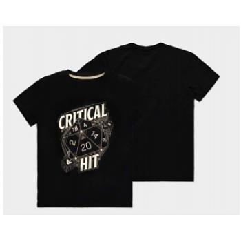 Dungeons & Dragons - Critical Hit - Men's T-shirt Size L