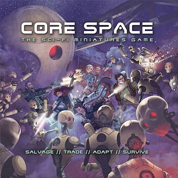 Core Space: Starter Set (Demoexemplar)