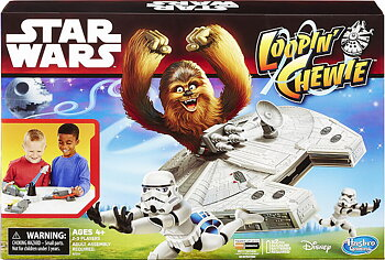 Star Wars - Loopin Chewie