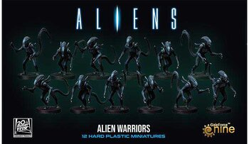 Aliens: Alien Warriors