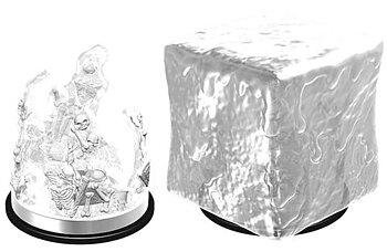 D&D Nolzurs Marvelous Unpainted Miniatures: Gelatinous Cube