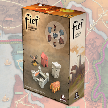 FIEF Buildings Miniatures