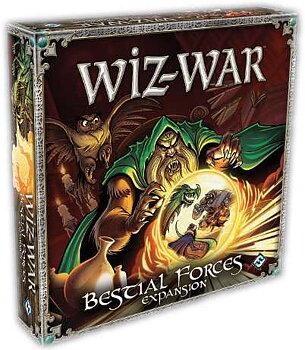 Bestial Forces: Wiz-War