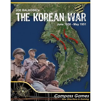 The Korean War: June 1950 – May 1951 Designer Signature Edition