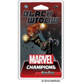 Marvel Champions: The Card Game - Black Widow (Exp.)