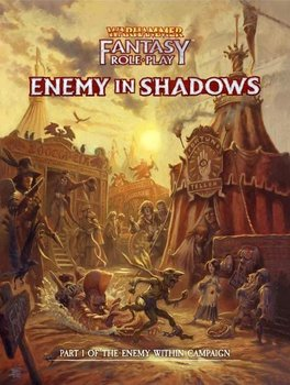 Warhammer Fantasy Roleplay - Enemy Within Campaign – Volume 1: Enemy in Shadows + PDF