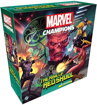 Marvel Champions: The Card Game - The Rise of Red Skull (Exp.)