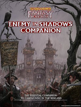 Warhammer Fantasy Roleplay - Enemy Within Campaign – Volume 1: Enemy in Shadows Companion + PDF