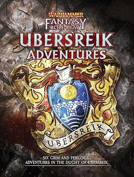 Warhammer Fantasy Roleplay - Ubersreik Adventures + PDF