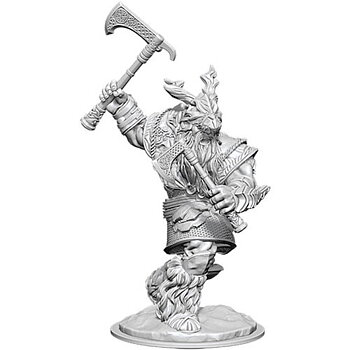 D&D Nolzurs Marvelous Miniatures: Frost Giant Male