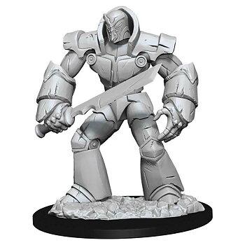 D&D Nolzurs Marvelous Miniatures: Iron Golem
