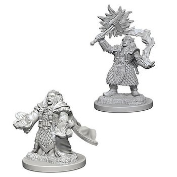 D&D Nolzurs Marvelous Minis: Dwarf Female Cleric
