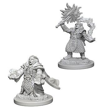 D&D Nolzurs Marvelous Minis: Dwarf Female Cleric