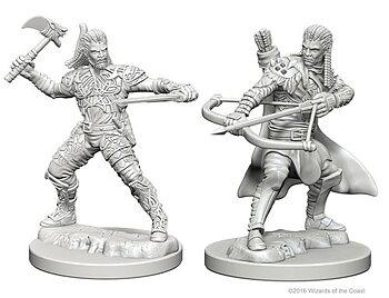 D&D Nolzurs Marvelous Minis: Human Male Ranger