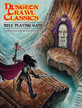Dungeon Crawl Classics RPG - Softcover Edition