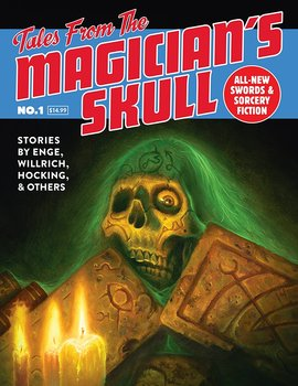 Tales from the Magician's Skull #1 (Fiction Magazine)