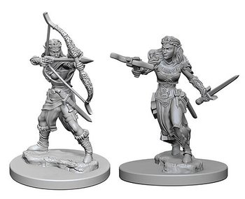 D&D Nolzurs Marvelous Minis: Elf Female Ranger