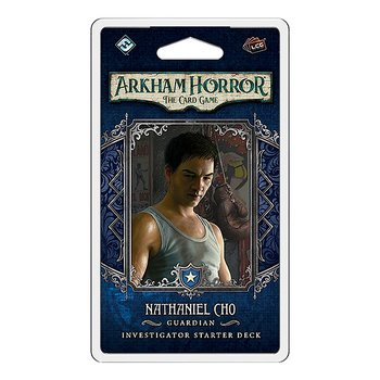 Arkham Horror: The Card Game - Nathaniel Cho Investigator Starter Deck (Exp.)
