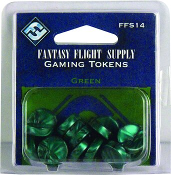 Gaming Tokens - GREEN