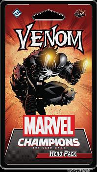 Marvel Champions: The Card Game - Venom (Exp.)