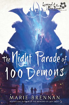 Legend of the Five Rings Novel: The Night Parade of 100 Demons