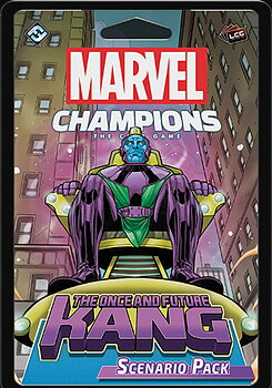 Marvel Champions: The Card Game - The Once and Future Kang