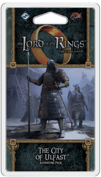 The City of Ulfast: Lord of the Rings LCG