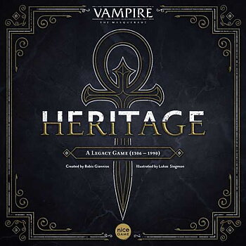 Vampire: The Masquerade - Heritage (Retail Edition)