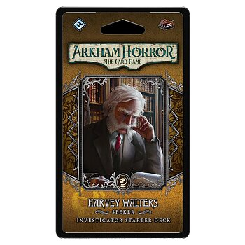 Arkham Horror: The Card Game - Harvey Walters Investigator Starter Deck (Exp.)