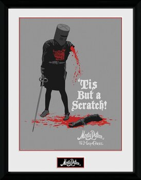 Monty Python: Black Knight Collector Print