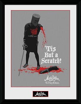 Monty Python: Black Knight Collector Print