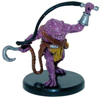 D&D Monster Menagerie 3 #017 Kuo-Toa Whip (U)
