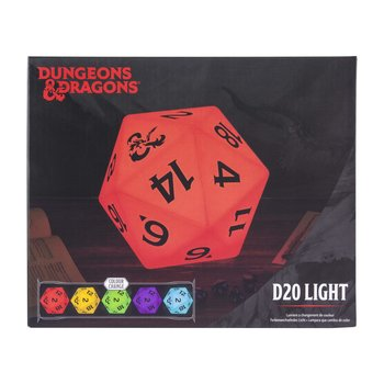 Dungeons and Dragons: D20 Colour Change Light