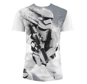 Star Wars The Force Awakens: Stormtrooper Snow White T-Shirt size XL