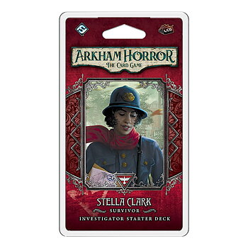 Arkham Horror: The Card Game - Stella Clark Investigator Starter Deck (Exp.)
