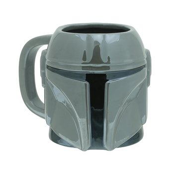 Star Wars: The Mandalorian - Mandalorian Shaped Mug