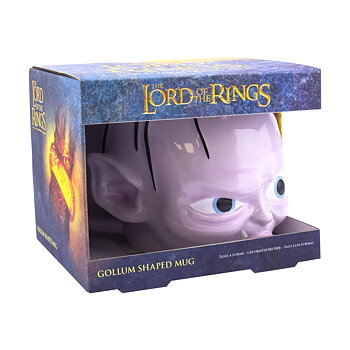 Lord of the Rings: Gollum Shaped Mug
