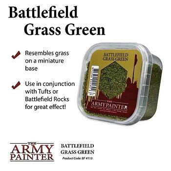 Army Painter Battlefield Grass Green