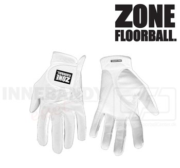 Zone Goalie Gloves Monster all white